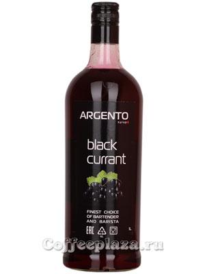 Сироп Argento (Ардженто) Черная смородина