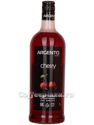 Сироп Argento Вишня 1 литр