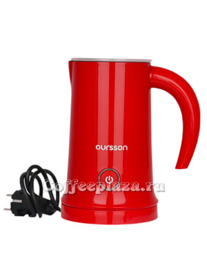 Молоковзбиватель Oursson MF2005/RD (красный)