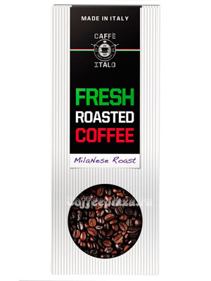 Кофе Italo в зернах Milanese Roast 250 гр
