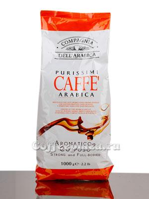 Кофе Compagnia Dell`Arabica в зернах Kenya 1 кг