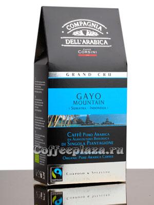 Кофе Compagnia Dell`Arabica молотый Grand Cru Sumatra 250 гр