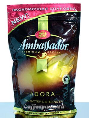 Кофе Ambassador Растворимый Adora 80 гр