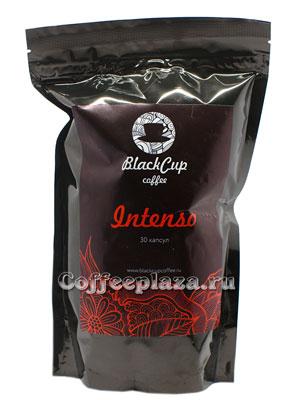 Кофе BlackCup в капсулах Intenso