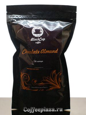 Кофе BlackCup в капсулах Chocolate almond