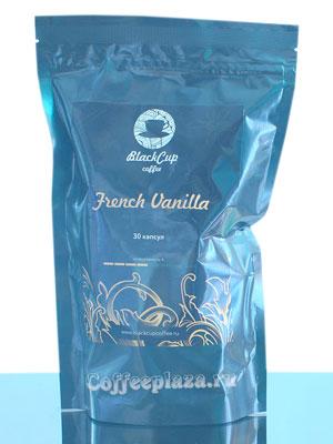 Кофе BlackCup в капсулах French Vanilla