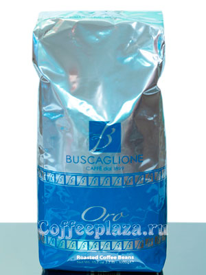 Кофе Buscaglione в зернах Oro