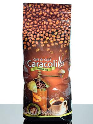 Кофе Caracolillo молотый