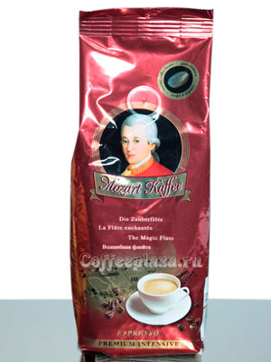 Кофе Darboven в зернах Mozart Premium Intensive