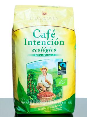 Кофе Darboven в зернах Caffe Intencion Ecologico