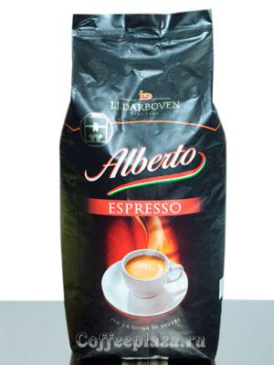 Кофе Darboven в зернах Alberto Espresso