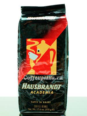 Кофе Hausbrandt в зернах Academia 500 гр