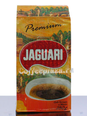 Кофе Jaguari молотый Espresso 250 гр