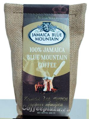 Кофе Jamaica Blue Mountain помол для турки