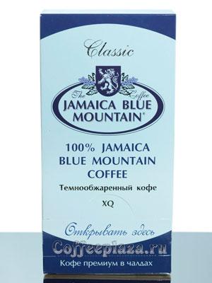 Кофе Jamaica Blue Mountain в чалдах (темная обжарка)