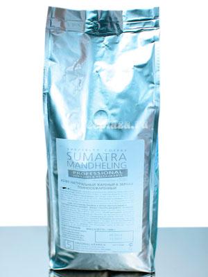 Кофе Jardin в зернах Sumatra Mandheling Professional 1 кг