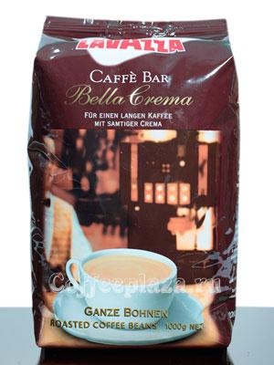 Кофе Lavazza в зернах Bella Crema 1 кг в.у.