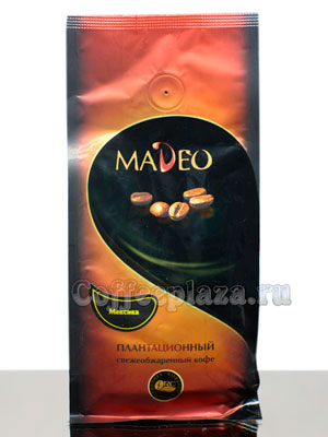 Кофе Madeo в зернах Мексика 200 гр