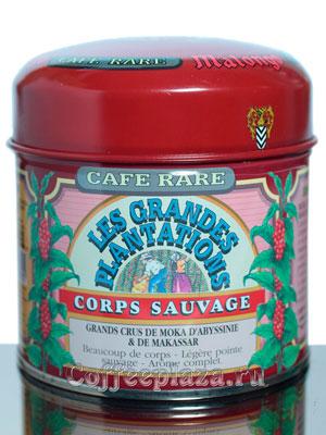 Кофе Malongo молотый Мокка и Макассар