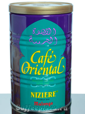 Кофе Malongo молотый Для турки 250 гр Cafe Oriental