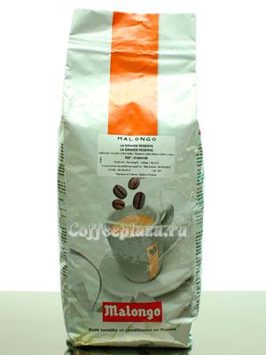 Кофе Malongo в зернах La Grande Reserve 1 кг