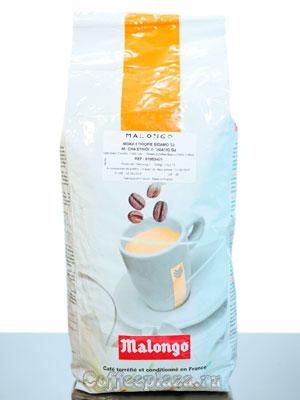 Кофе Malongo в зернах Ethiopia Sidamo