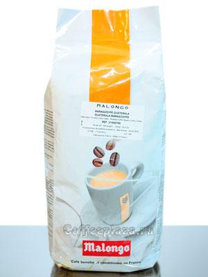 Кофе Malongo в зернах Guatemala Maragogype 1кг