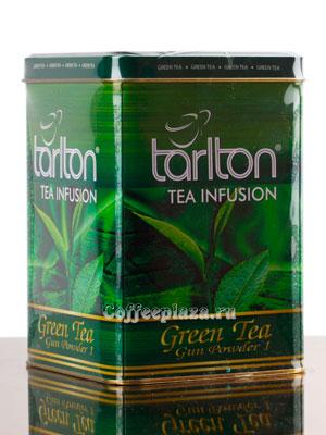 Чай Tarlton Green Tea 250 гр ж.б.