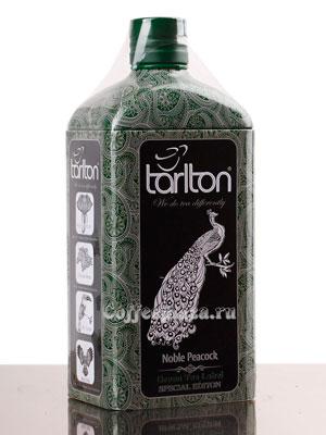 Чай Tarlton Благородный Павлин зеленый 150 гр ж.б.