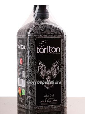 Чай Tarlton Мудрая Сова черный 150 гр ж.б.