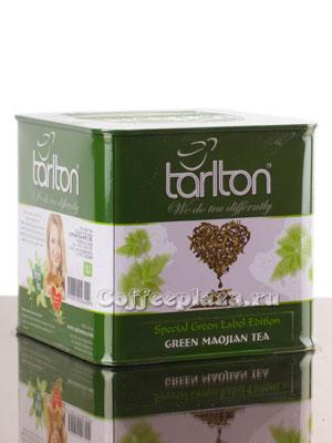 Чай Tarlton Мао Джиан зеленый 200 гр ж.б.