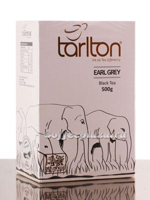 Чай Tarlton черный Earl Grey 500 гр