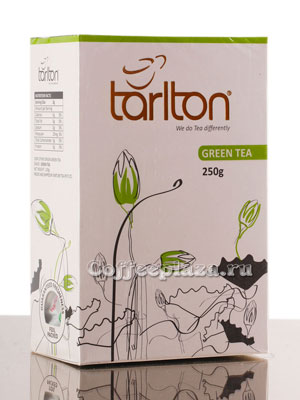 Чай Tarlton Green Tea 250 гр