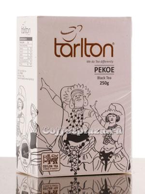 Чай Tarlton черный PEKOE 250 гр