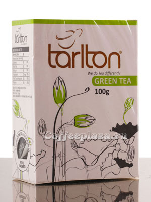 Чай Tarlton Green Tea 100 гр