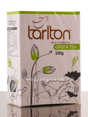 Чай Tarlton Green Tea 100 гр