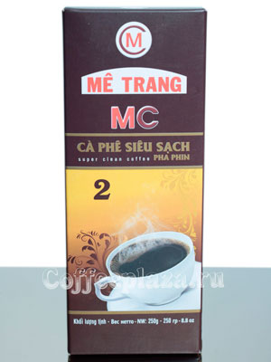 Кофе молотый Me Trang MC2 250 гр
