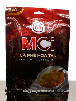 Кофе MeTrang растворимый INSTANT MCI 3 в 1 (пакет)