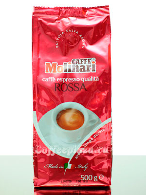 Кофе Molinari в зернах Classico