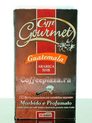 Кофе Molinari в чалдах Guatemala