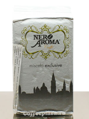Кофе Nero Aroma молотый Exclusive 250 гр
