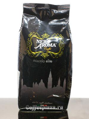 Кофе Nero Aroma в зернах Elite