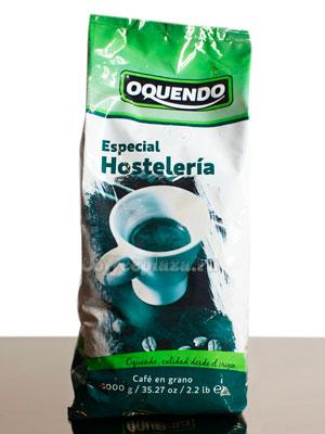 Кофе в зернах Oquendo Hosteleria Mezcla 1кг