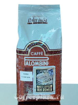 Кофе Palombini в зернах Dolce Italia