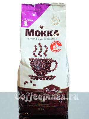 Кофе Paulig молотый Classic 200 гр для турки