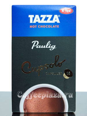 Кофе Paulig в капсулах Tazza Hot Chocolate