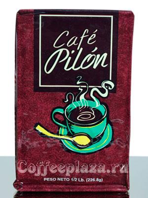 Кофе Santo Domingo молотый Cafe Pilon 454 гр