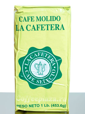 Кофе Santo Domingo молотый La Cafetera