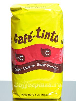 Кофе Santo Domingo молотый Cafe Tinto