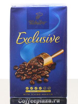 Кофе Tchibo молотый Exclusive 250 гр
